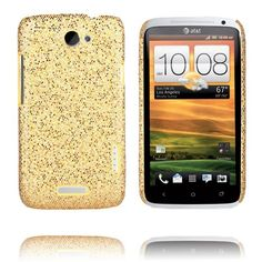Victoria (Gold) HTC One X Cover