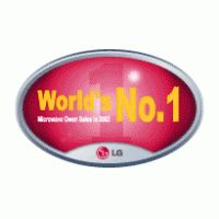 World's No. 1 Logo
