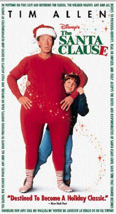 The Santa Clause [VHS]