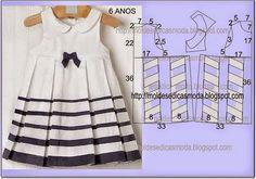 vestido de criança