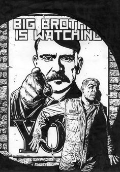 1984 child spies poster - Google Search