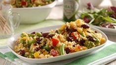 Zdravá, chutná, a najmä rýchla: Túto večeru pripravíte za 20 minút! Fried Rice, Fries, Sweet Stuff, Ethnic Recipes, Health, Food, Health Care, Meals, Salud