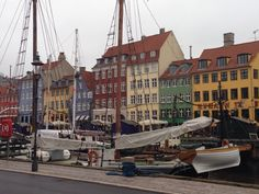 København (Copenhagen) For a visit certainly, but maybe even a place to live part of the year.