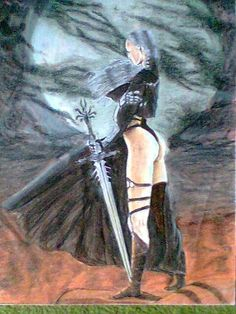 Luis Royo warrior