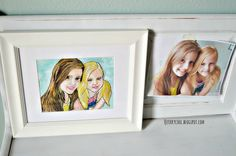 s 15 heartwarming homemade gifts your mom will absolutely adore, crafts, seasonal holiday decor, Create an artistic redo of her favorite photo Mother Daughter Projects, Diy Spray Paint, Globe Decor, Homemade Gifts, Happy Mothers Day, Diy Painting, Cool Photos, Hand Painted, Flipping