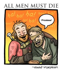 All Men Must Die 4 (of 6) - Game of Thrones by Azad-Injejikian.deviantart.com on @DeviantArt