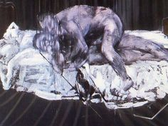 Francis Bacon - Two Figures