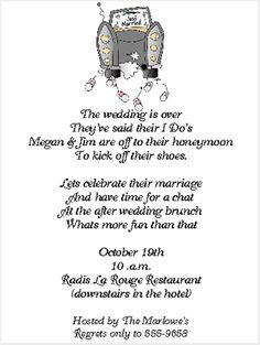 should you host a day after wedding brunch book five months before wedding
