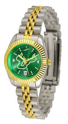 South Florida Bulls- University Of Executive Anochrome - Ladies - Women's College Watches by Sports Memorabilia. $153.47. Makes a Great Gift!. South Florida Bulls- University Of Executive Anochrome - Ladies