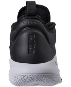 4c91433bc2c7e Nike Men s LeBron Witness Ii Basketball Sneakers from Finish Line - Black  11.5 Basketball Sneakers