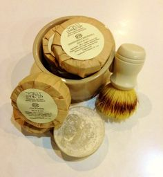 Men's natural shave soap  Cold process shaving by TotallyAddicted1, $5.00
