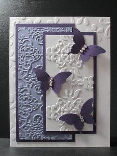 3 diff embossing folders overlaid