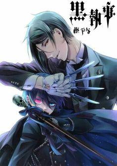 Kuroshitsuji (黒執事). The best manga&anime everrrrr!