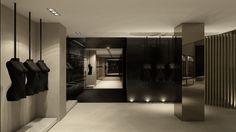 CJC Interior Design | Concept Store | Modern | Luxury | Black Details | Lisbon
