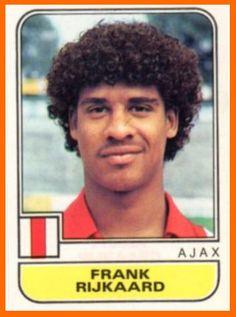 Frank Rijkaard at his peak.