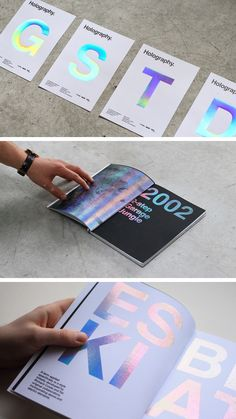 on Behance - - Pin Coffee - Holography. on Behance – – Pin Coffee Holography. on Behance – – Layout Design, Graphisches Design, Buch Design, Design Logo, Print Design, Smart Design, Design Concepts, Cover Design, Graphic Design Posters