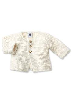 Baby Cardigan off-white