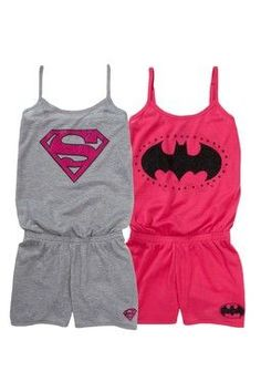 You will totally see me on the beach sporting the batman one!!