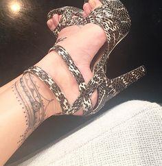 Adoro questo tatuaggio! #melissasatta #caviglia #tatuaggio #tatuaggiocaviglia #ankle #tattoo #ankletattoo #iloveit