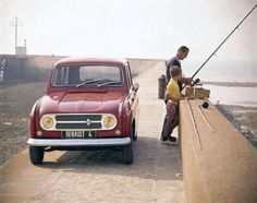 Renault 4  : exactly my first car