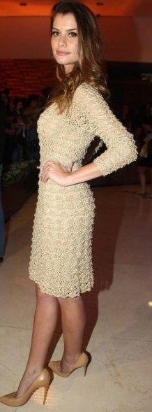 Crochet dress - Crochet by Yana