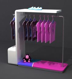 display stand for clothes - Αναζήτηση Google
