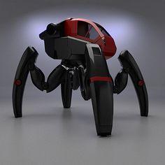 4-legged mini bot - $0