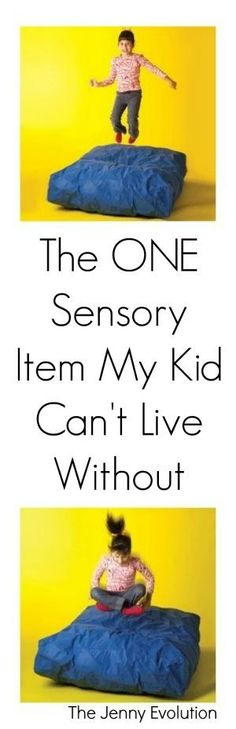 The ONE Must-Have Sensory Item My Son Can't Live Without (and Neither Can I)