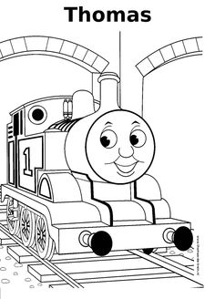 find this pin and more on school thema verkeer trein free printable train coloring pages - Printable Pages To Color