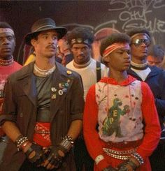 Breakin'......love this movie. After all these years.