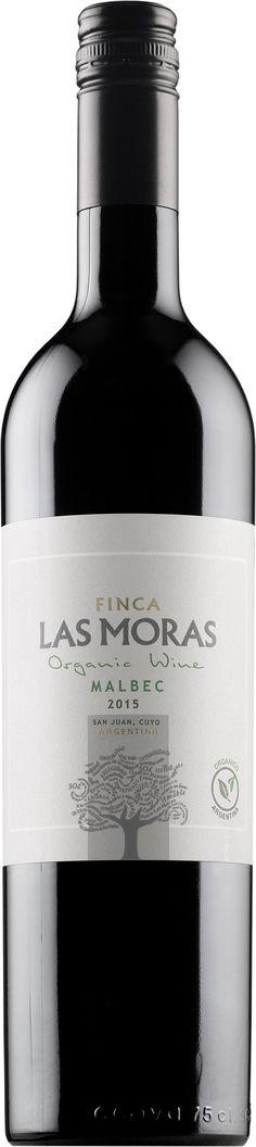 Finca Las Moras Organic Malbec 2016 punaviini luomu 9 e
