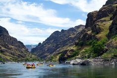 Snake River Rafting | Hells Canyon Rafting | OARS