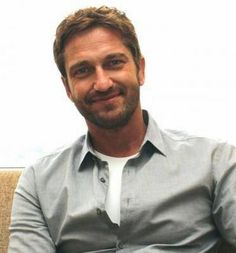 Gerard Butler - up close (but not close enough!)