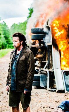"Eugene Porter 5x05 ""Self Help"" Walking Dead Season, Fear The Walking Dead, Andrew Lincoln, Norman Reedus, Eugene Porter, Daryl Dies, Best Zombie, Tan Guys, Parks N Rec"