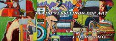 VLADO VESSELINOV POP ART – PERSONALE ALLA GALLERIA IL MELOGRANO – LIVORNO (05/10 – 11/10)