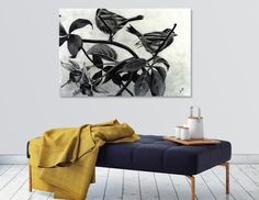 Discover «Sparrows», Exclusive Edition Canvas Print by Stavroula Christopoulou - From 55€ - Curioos