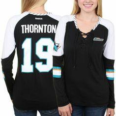 SanJose Sharks my favorite 19 Thornton Joe Thornton 8756b8cf83e