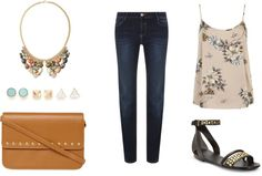Perfect casual date outfit!