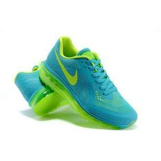 http://www.asneakers4u.com/ Wholesale Nike Air Max 2014 Mens Shoes Blue Green Size40 45QPX