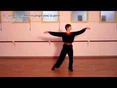 Qi Gong style Mulan Quan - YouTube