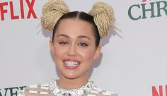 Miley Cyrus Films New Woody Allen TV Series, Fans React To Inappropriate Sweetin Instagram