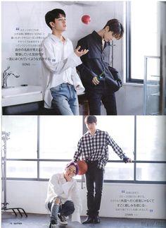 "SUrF ME 🌊🌊🌊 on Twitter: ""[SCAN] iKON - Glitter Magazine #1 #iKON #HANBIN #BOBBY #JINHWAN #JUNE #DONGHYUK #YUNHYEONG #CHANWOO… "" Boy Paradise, Kim Jinhwan, Jay Song, Yg Entertainment, Pop Music, Korean Boy Bands, Ikon, Surfing, Surf"