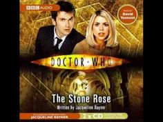 Doctor Who: The Stone Rose. Read by David Tennant. This is brilliant! David is so talented. Pin now, listen later.
