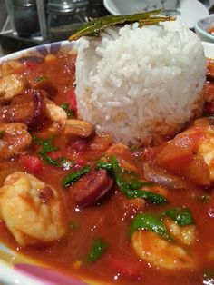 Slimming World Delights: Gumbo