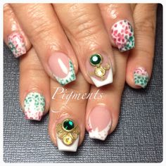 Pigments Nails   Nail Design / Nail Art