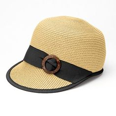 d48ce42825a David   Young Straw Cloche Hat