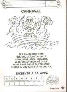 PROJETO CARNAVAL DO BRASIL   OBJETIVOS:  - Reconhecer o Carnaval como a maior expressão da cultura e da arte do povo brasileiro;  - Observar...