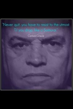 The Great Carlson Gracie