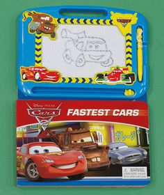 Licensed Drawing Pad Activity Books  $7.95  **Bowen's Tonka construction vehicles book has been his favorite for ages, now we know where to find more that are still in print!  Keeping this around for the next gift occasion**