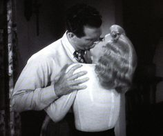 Fred MacMurray & Barbara Stanwyck in Double Indemnity1944